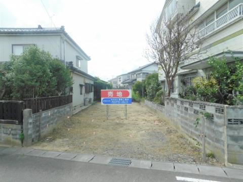 【売地】酒田市堤町(仲介)